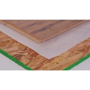 TrafficMASTER Standard Polyethylene Foam 2 in 1 Underlayment Wood
