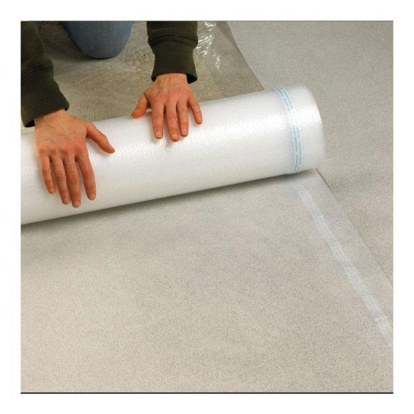 Duo Foam Standard Foam Underlayment Installation