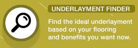 Flooring Underlayment Finder