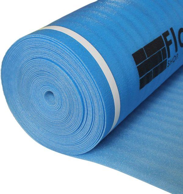 FloorLot 3mm Laminate Flooring Vapor Barrier Underlayment