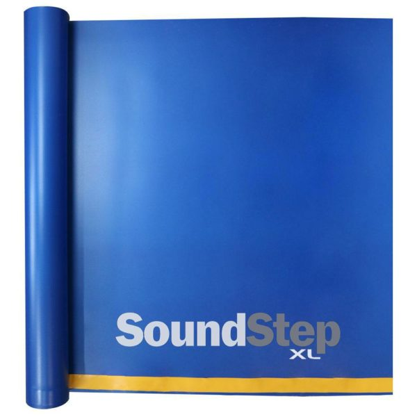 SoundStep XL Premium Foam Underlayment