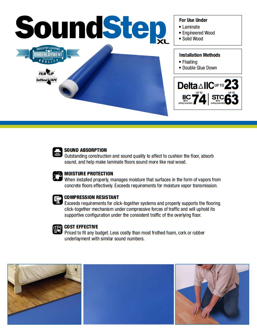 SoundStep-XL-Premium-Underlayment-Installation-Instructions