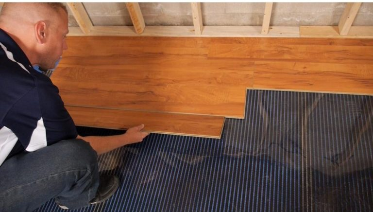 Best Underlayment for Heated Floors