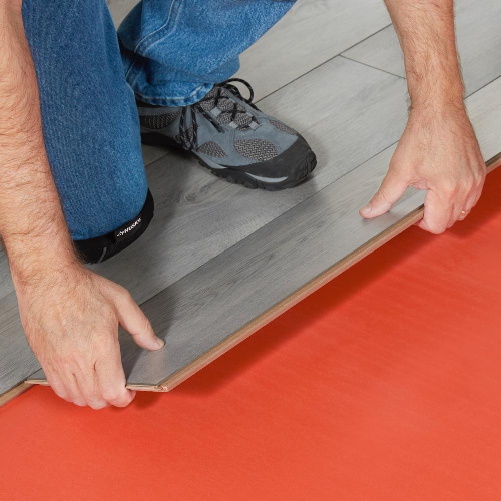 FloorMuffler Underlayment
